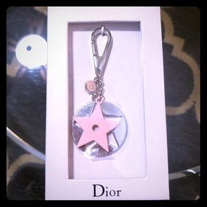Dior Star Key Chain